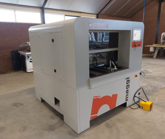 CNC-rijenboormachine Maggi GT800-afbeelding