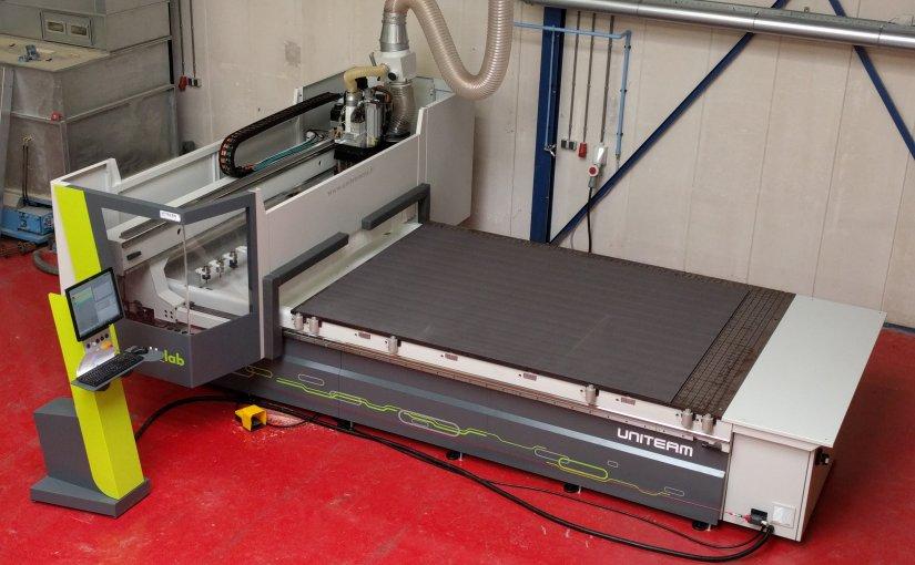 CNC-nestingmachine voor Planemos-afbeelding