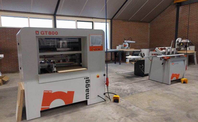 Bezoek onze showroom voor Maggi Technology-afbeelding