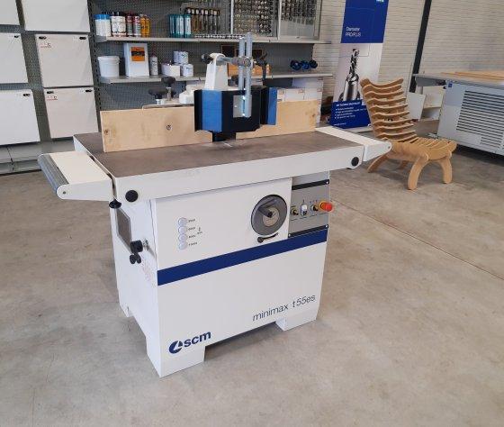 Tafelfreesmachine SCM Minimax t 55es-afbeelding