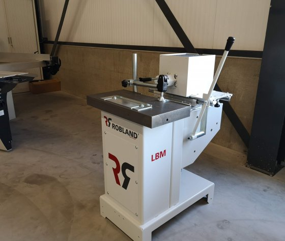 Langgatboormachine Robland LBM-afbeelding