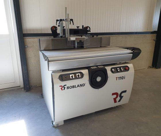 Tafelfreesmachine Robland T110i-afbeelding