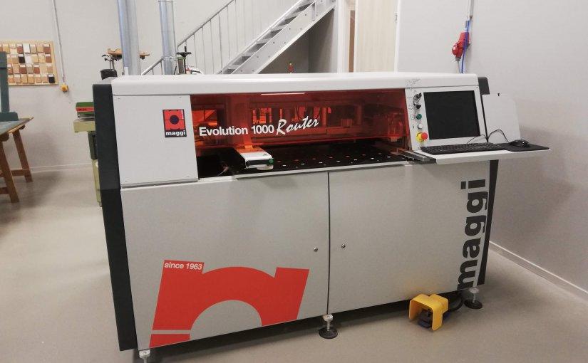 Stad & Esch klaar voor de toekomst met CNC-machine-afbeelding