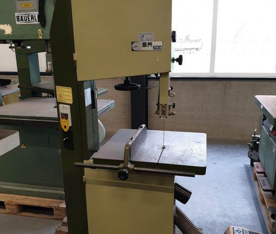Lintzaagmachine Meber SR500-afbeelding
