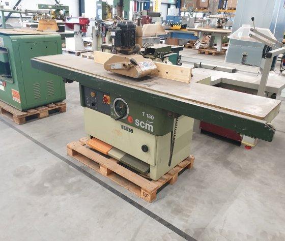 Tafelfreesmachine SCM T130-afbeelding
